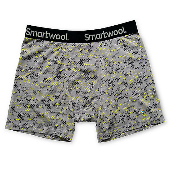 Men's Merino 150 Print Boxer Brief