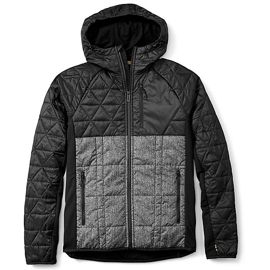 Men's Double Corbet 120 Pattern Hoody Jacket