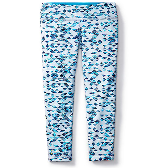 Women's PhD® Printed Capri