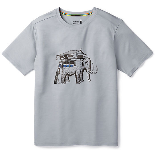 Men's Merino 150 Mobile Mammoth T-Shirt