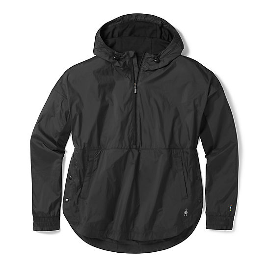 Women's Merino Sport Ultra Light Anorak Pullover