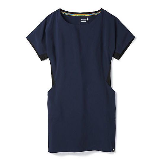 Women's Merino Sport Short Sleeve Dress