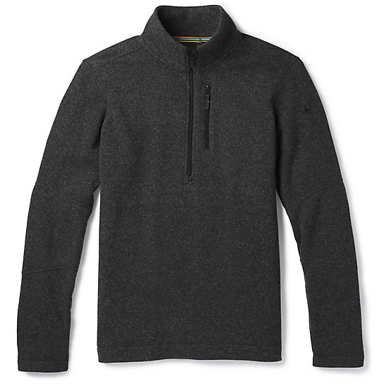Men's Hudson Trail Fleece Half Zip Sweater