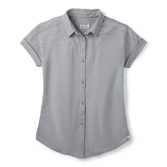 Women's Everyday Travel Button Down Top