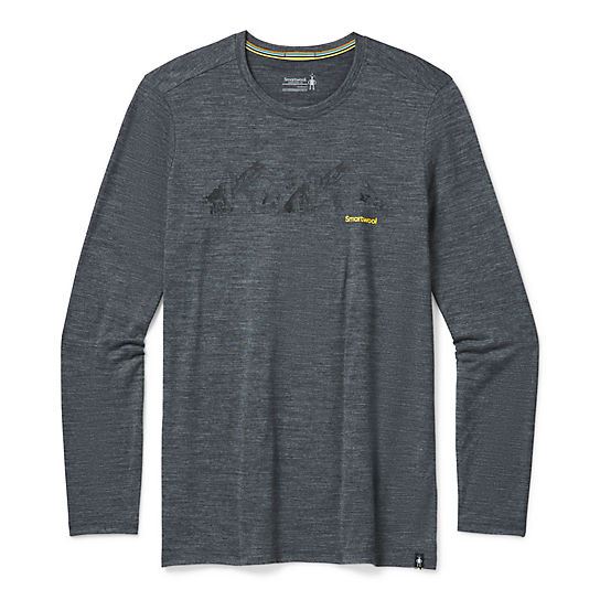 Men's Merino Sport 150 Upper Slopes Graphic Tee