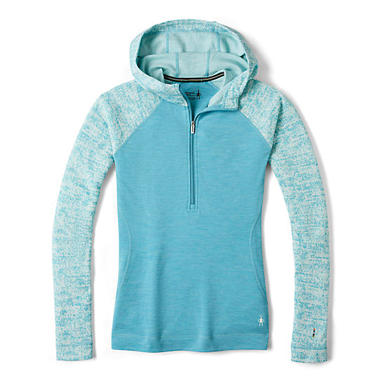 Women's Merino 250 Base Layer 1/2 Zip Hoodie