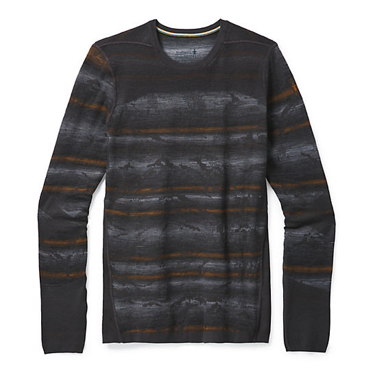 Men's Intraknit™ Merino 200 Pattern Crew