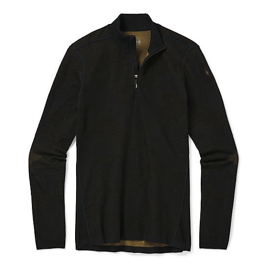 Men's Intraknit™ Merino 200 Pattern 1/4 Zip