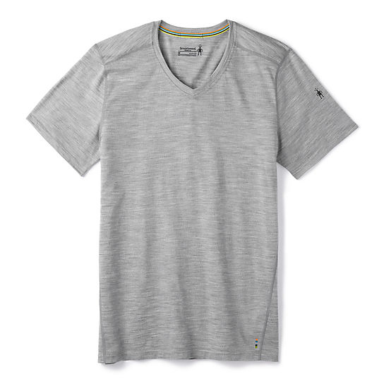 Men's Merino 150 Short Sleeve V-Neck Tee