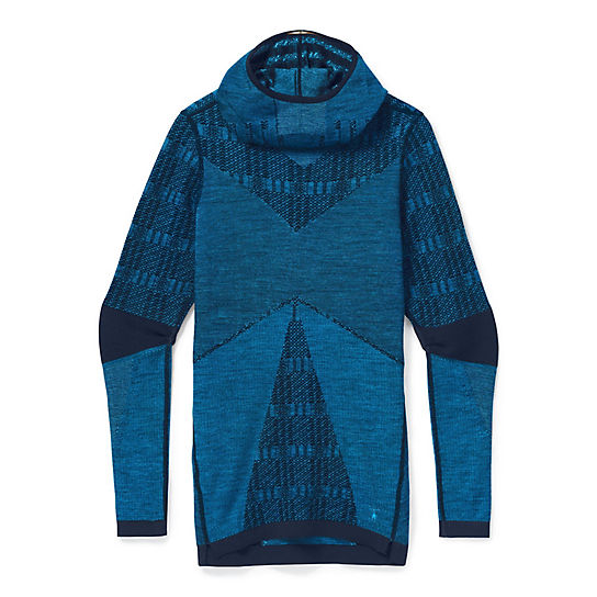 Women's Intraknit™ Merino 250 Thermal Pattern Hoodie