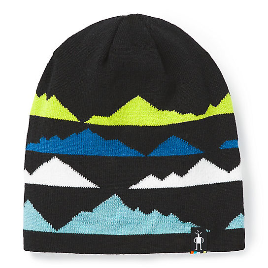 Kids' Mountain Pattern Beanie