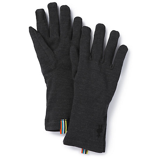 Touch Screen Compatible Wool Gloves for Men and Women Smartwool Unisex Merino 250 Glove