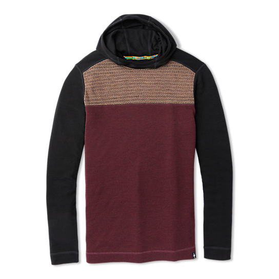 Men's Merino 250 Color Block Hoodie
