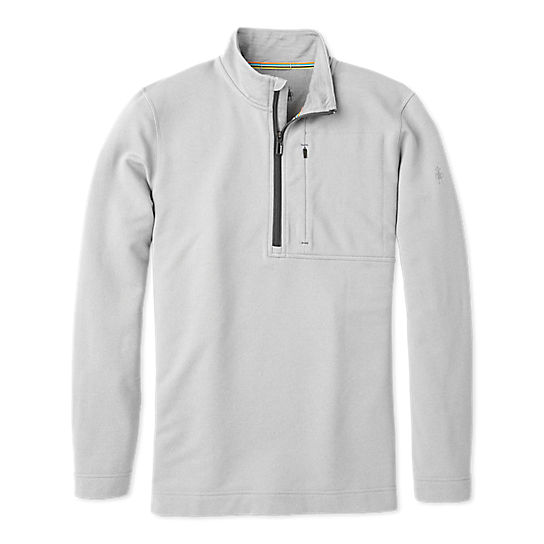 Men's Merino Sport Fleece 1/2 Zip