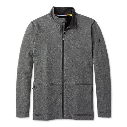 Men's Merino Sport Fleece Full Zip Jacket