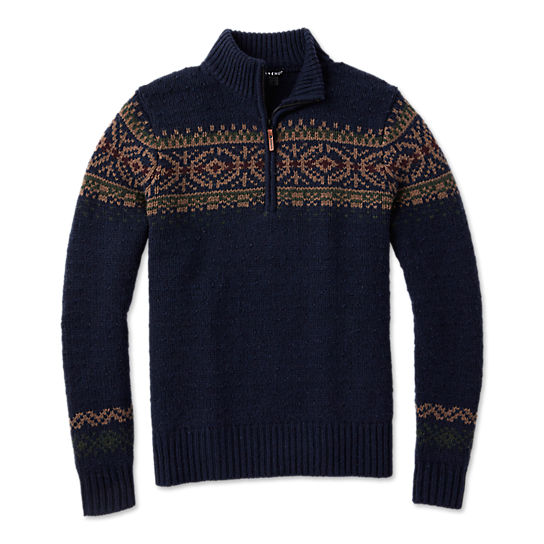 Men's CHUP Hansker Half Zip Sweater