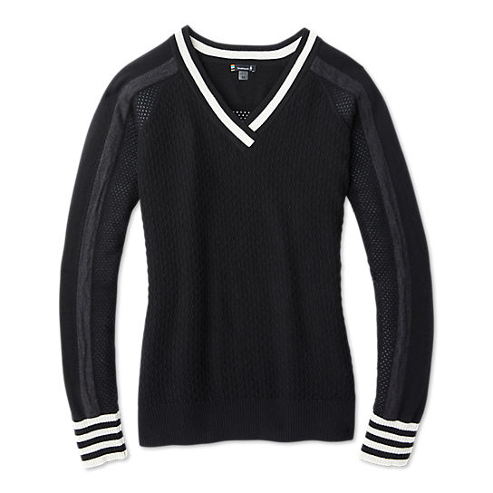 Women's Frosted Valley V-Neck Sweater