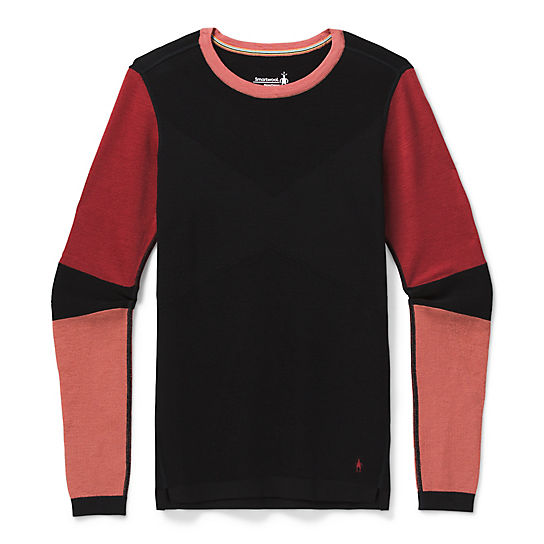 Women's Intraknit™ Merino 250 Thermal Colorblock Crew