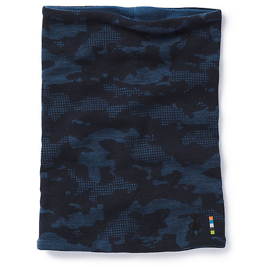Merino 250 Reversible Pattern Neck Gaiter