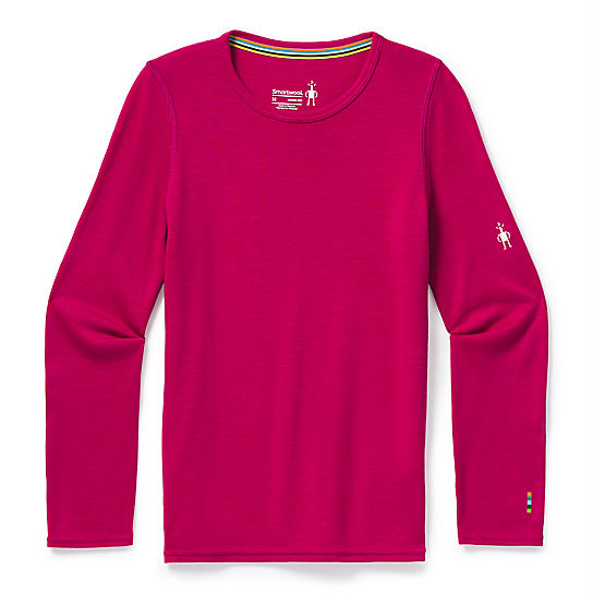 Kids' Merino 250 Base Layer Crew