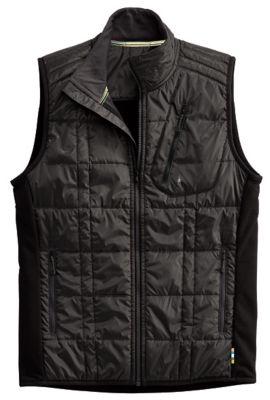 SmartWool Men's Corbet 120 Vest - Black