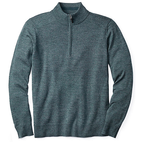 Men's Kiva Ridge Half Zip Sweater