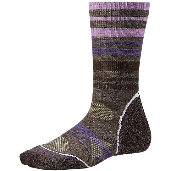 838b99977 Smartwool® Women's PhD® Outdoor Light Pattern Crew Socks   Merino Wool