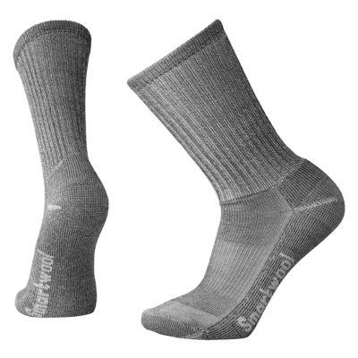 SmartWool Men's Hike Light Crew Socks - Gray