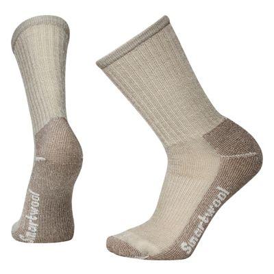 SmartWool Men's Hike Light Crew Socks - Taupe