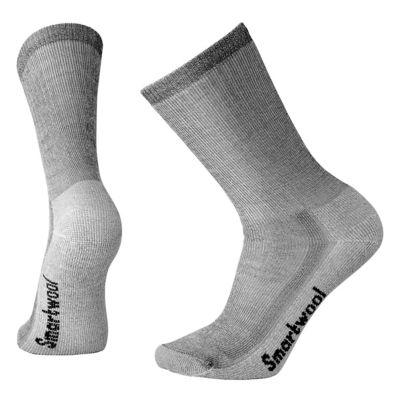 SmartWool Men's Hike Medium Crew Socks - Gray