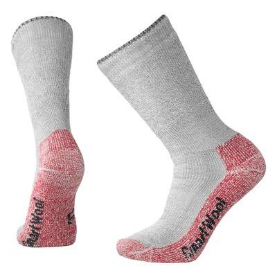 SmartWool Men's Mountaineering Extra Heavy Crew Socks - Charcoal Heather