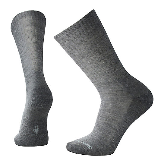 Men's Heathered Rib Socks
