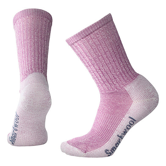 Women's Light Hiking Crew Socks