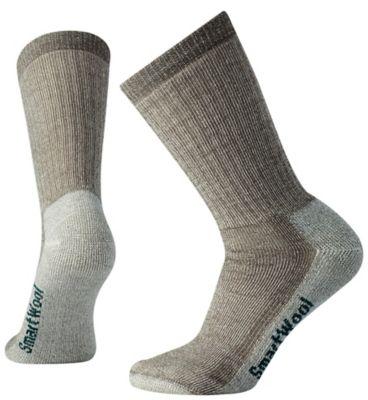 SmartWool Women's Hike Medium Crew Socks - Taupe