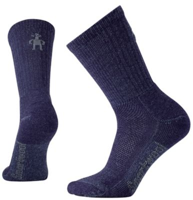 SmartWool Women's Hike Ultra Light Crew Socks - Imperial Purple SW:0SW453:085:L::1: