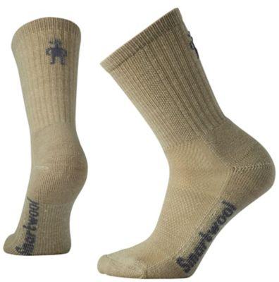 SmartWool Women's Hike Ultra Light Crew Socks - Oatmeal