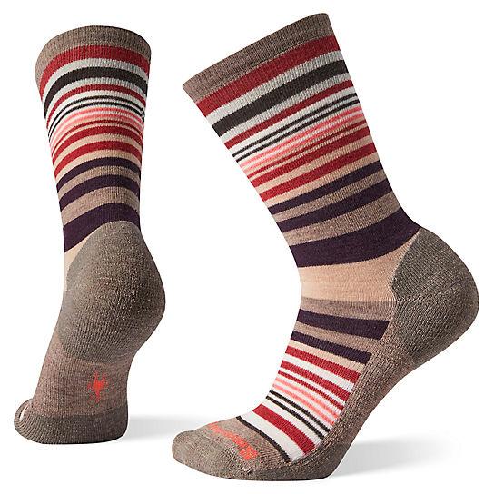 NWT Women/'s Hue Luster Brocade Socks One Size Multi 6 Pair #93J