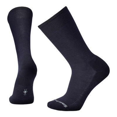 SmartWool Men's New Classic Rib Socks - Deep Navy Heather SW:0SW915:108:L::1: