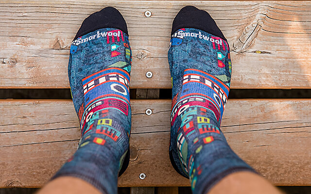 Smartwool Sock Technology and Innovation